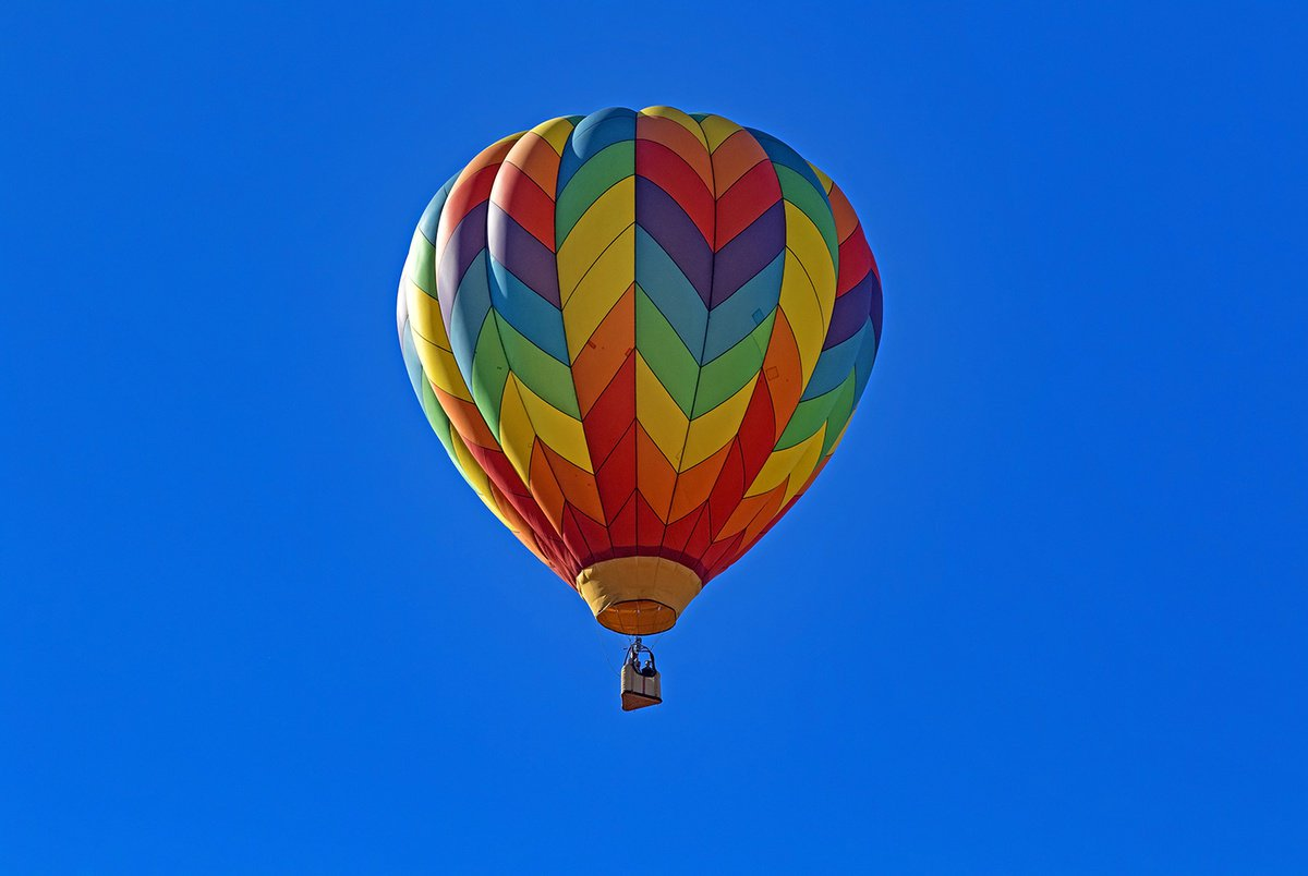 Pictures air hot of balloons