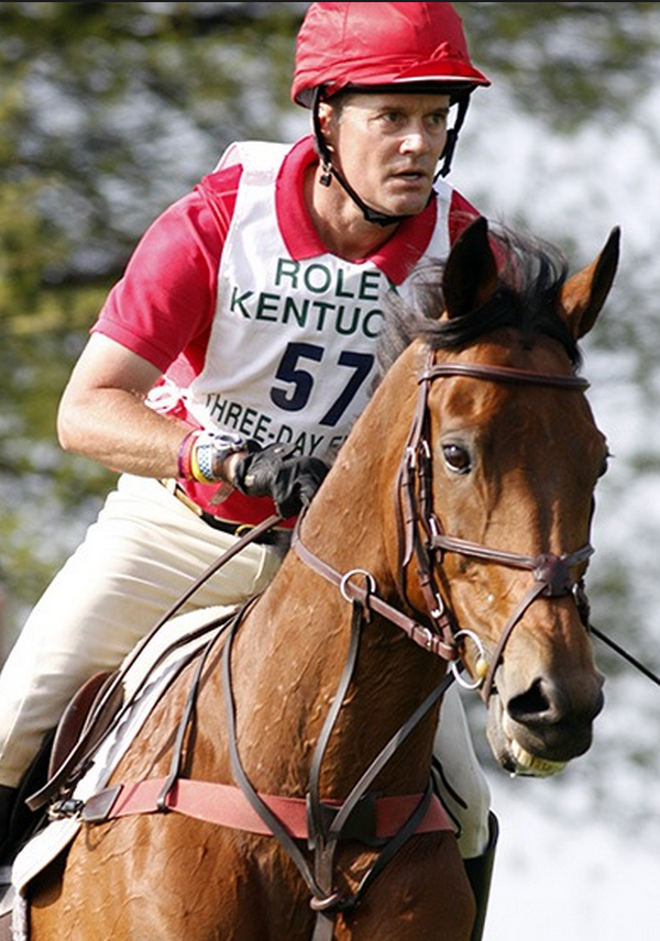Stephen Bradley Eventing