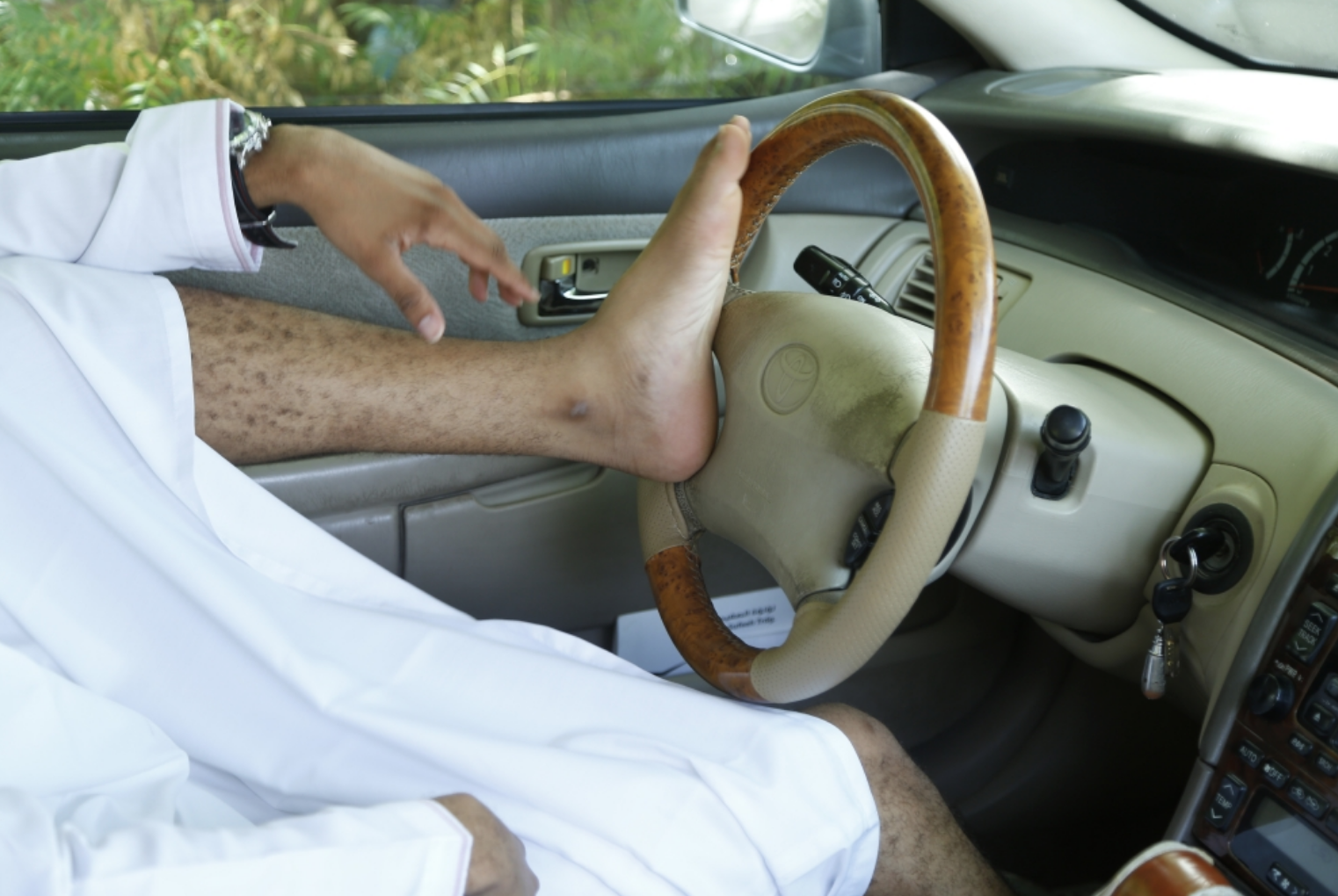how-your-driving-habits-relate-to-your-riding-habits